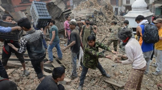 Nepal Earthquake Emergency